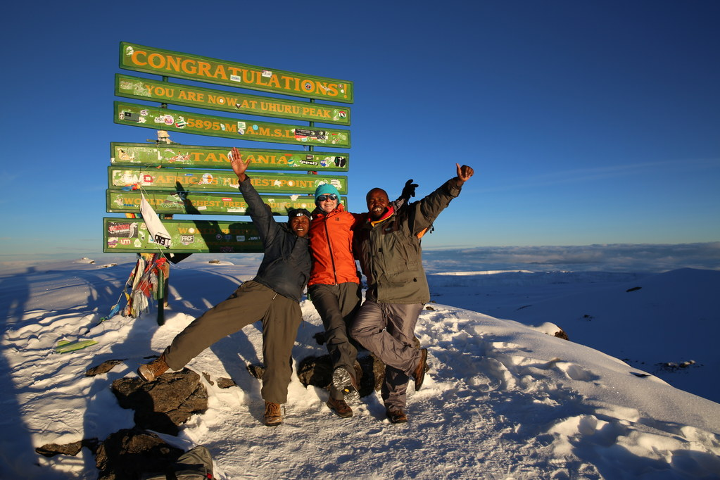 Килиманджаро 2018 дата выхода